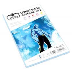 Ultimate Guard Comic Bags Bolsas de Comics Regular Size (100) - Imagen 1