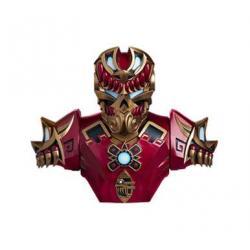 Marvel Busto PVC Urban Aztec Iron Man by Jesse Hernandez 18 cm - Imagen 1