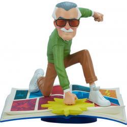 Marvel Designer Series Estatua vinilo The Marvelous Stan Lee by Gabriel Soares 23 cm - Imagen 1
