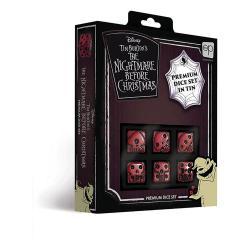 Pesadilla antes de Navidad Pack de Dados Premium 6D6 (6) - Imagen 1