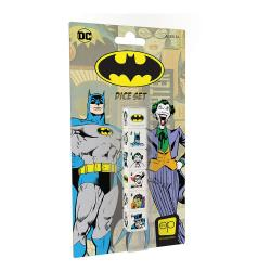 Batman Pack de Dados 6D6 (6) - Imagen 1