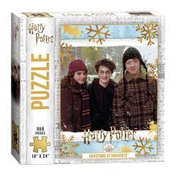 Harry Potter Puzzle Christmas at Hogwarts (550 piezas) - Imagen 1