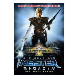 Masters of the Universe Libro Die Welt der Meister Magazin: Der Realfilmband *Edición Alemán* - Imagen 1