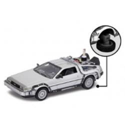 Regreso al Futuro II Réplica Coce 1/24 ´81 DeLorean LK Coupe Fly Wheel - Imagen 1