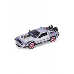 regreso al Futuro III Réplica Vehículo Diecast Model 1/24 ´81 DeLorean LK Coupe - Imagen 1