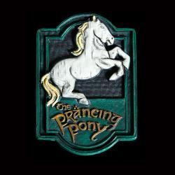 El Señor de los Anillos Imán The Prancing Pony - Imagen 1