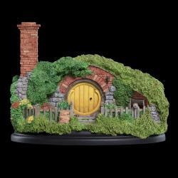 El Hobbit Un Viaje inesperado Estatua 16 Hill Lane 11 cm - Imagen 1