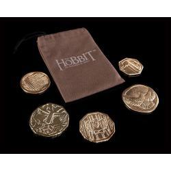 El Hobbit La desolación de Smaug Réplica Smaug's Treasure - Imagen 1