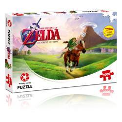 Legend of Zelda Puzzle Ocarina of Time (1000 piezas) - Imagen 1