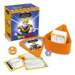 Dragon Ball Z Juego de Cartas Trivial Pursuit Voyage *Edición Francesa* - Imagen 1