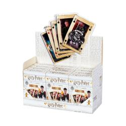 Harry Potter Barajas de Naipes Waddingtons Number 1 Expositor (12) *Edición Francesa* - Imagen 1
