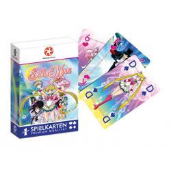 Sailor Moon Barajas de Naipes Number 1 *Edición Alemán* - Imagen 1