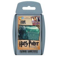 Harry Potter y las Reliquias de la Muerte Parte 2 Top Trumps *Alemán* - Imagen 1