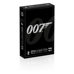 James Bond Barajas de Naipes Number 1 Expositor (12) *Edición Alemán* - Imagen 1