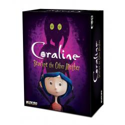 Coraline: Beware the Other Mother Juego de Cartas *Edición Inglés* - Imagen 1