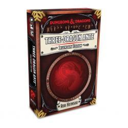 Three-Dragon Ante: Legendary Edition Juego de Cartas *Edición Inglés* - Imagen 1
