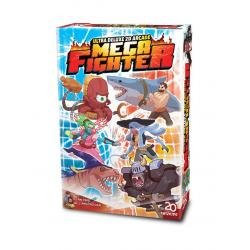 Ultra Deluxe 2D Arcade Mega Fighter Juego de Cartas *Edición Inglés* - Imagen 1