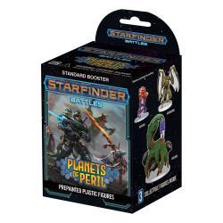Starfinder Battles: Planets of Peril Booster Brick (8) - Imagen 1