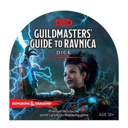 Dungeons & Dragons RPG Dados Waterdeep: Guildmaster's Guide To Ravnica - Imagen 1