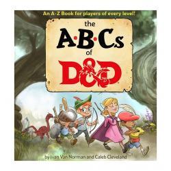 Dungeons & Dragons Libro educativo The ABCs of D&D Inglés - Imagen 1