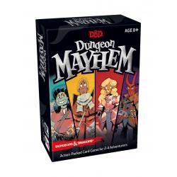 Dungeons & Dragons Juego de Cartas Dungeon Mayhem inglés - Imagen 1