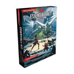 Dungeons & Dragons Essentials Kit Inglés - Imagen 1