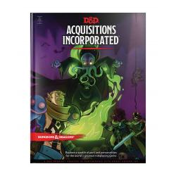 Dungeons & Dragons RPG Adventure Acquisitions Incorporated Inglés - Imagen 1