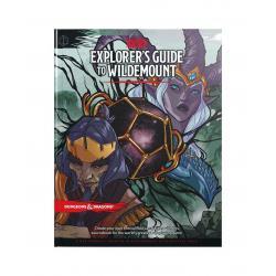 Dungeons & Dragons RPG Adventure Explorer's Guide to Wildemount Inglés - Imagen 1