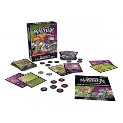 Dungeons & Dragons Expansión del Juego de Cartas Dungeon Mayhem: Battle for Baldur's Gate inglés - Imagen 1