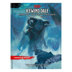 Dungeons & Dragons RPG Adventure Icewind Dale: Rime of the Frostmaiden Inglés - Imagen 1