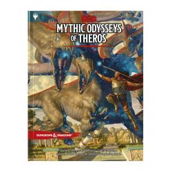 Dungeons & Dragons RPG Adventure Mythic Odysseys of Theros Inglés - Imagen 1