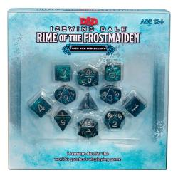Dungeons & Dragons RPG Dados Icewind Dale: Rime of the Frostmaiden - Imagen 1