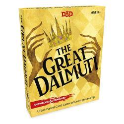 Dungeons & Dragons Caja de Juegos de Cartas The Great Dalmuti (8) inglés - Imagen 1