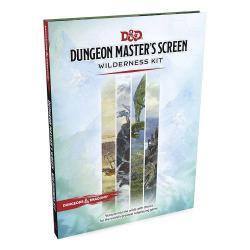 Dungeons & Dragons RPG Dungeon Master's Screen Wilderness Kit Inglés - Imagen 1