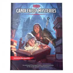 Dungeons & Dragons RPG Adventure Candlekeep Mysteries Inglés - Imagen 1