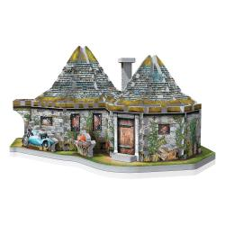 Harry Potter Puzzle 3D Hagrid's Hut - Imagen 1