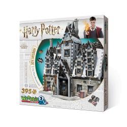 Harry Potter Puzzle 3D The Three Broomsticks (Hogsmeade) - Imagen 1