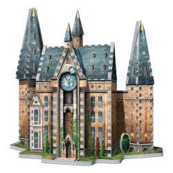 Harry Potter Puzzle 3D Torre del Reloj (420 piezas) - Imagen 1