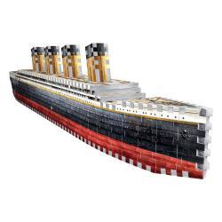 Wrebbit Puzzle 3D Titanic (440 piezas) - Imagen 1
