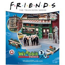 Friends Puzzle 3D Central Perk (440 piezas) - Imagen 1