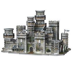 Juego de Tronos Puzzle 3D Winterfell - Imagen 1