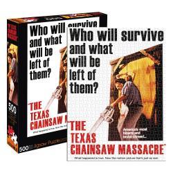 La Matanza de Texas Puzzle Who Will Survive (500 piezas) - Imagen 1