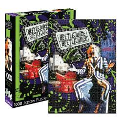 Beetlejuice Puzzle Collage (1000 piezas) - Imagen 1