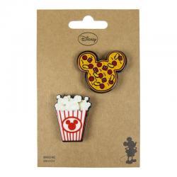 Set 2 broches Mickey Disney - Imagen 1