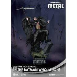 DC Comics Diorama PVC D-Stage Dark Nights: Metal The Batman Who Laughs 16 cm - Imagen 1
