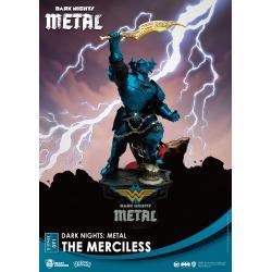 DC Comics Diorama PVC D-Stage Dark Nights: Metal The Merciless 16 cm - Imagen 1