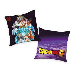 Dragon Ball Super almohada Characters 40 x 40 cm - Imagen 1