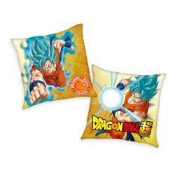 Dragon Ball Super almohada SSGSS Son Goku 40 x 40 cm - Imagen 1