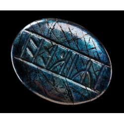 El Hobbit La desolación de Smaug Réplica Kili's Rune Stone - Imagen 1