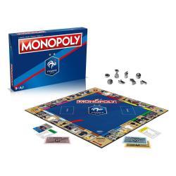 France FFF Juego de Mesa Monopoly *Edición Francesa* - Imagen 1
